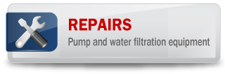 Repairs - Pump and water filtration equipement